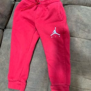 Boys Jordan Sweatpants
